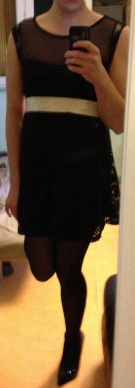 Petite robe de soirée