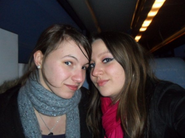 Ma grande soeur de coeur & moi