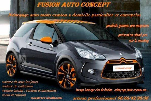 mon fly officiel de fusion auto concept