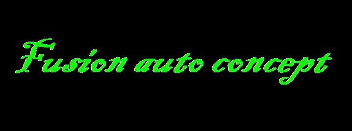 fusion auto concept