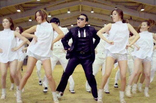 oppa Gangnam style Mdr
