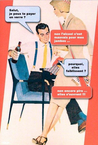 Vivre d'alcool et de sexe c'est tellement mieux  que d'amour et d'eau fraîche !! Hihihi