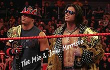 ☆ ECW & equipe avec John Morrison (2007_2009)