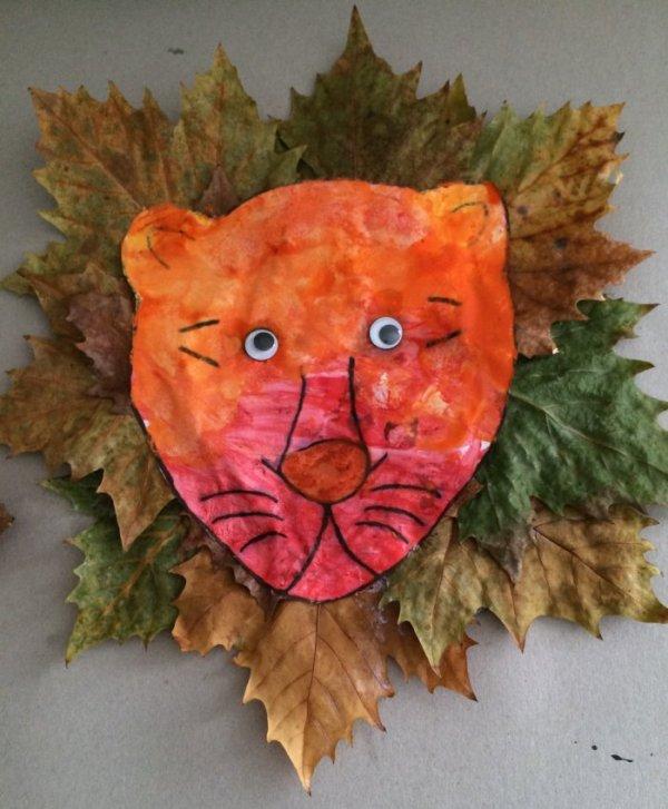 lion d automne