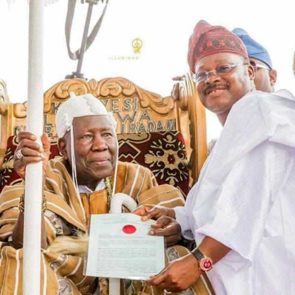 Apprehension as Ibadan awaits white paper on Olubadan chieftaincy review