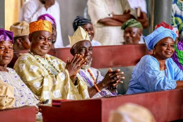 I HAVE NO INTENTION OF DEPOSING OLUBADAN –A JIMOBI  …ACCUSES LADOJA OF USING THE PALACE TO RELAUNCH POLITICAL CAREER