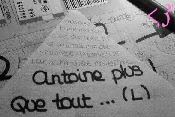 Antoine.