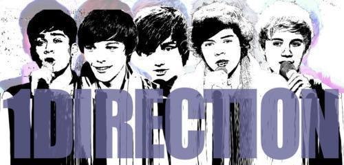One Direction L'histoire ♥