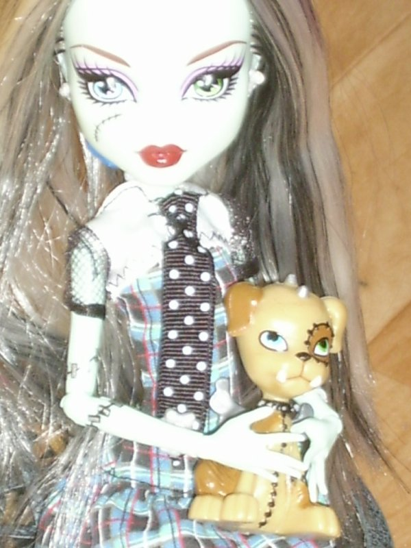 Monster High v--v