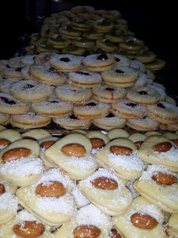 شیرینی المانی