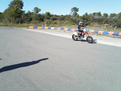 Shooting moto