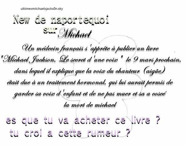 Michael Castré  !