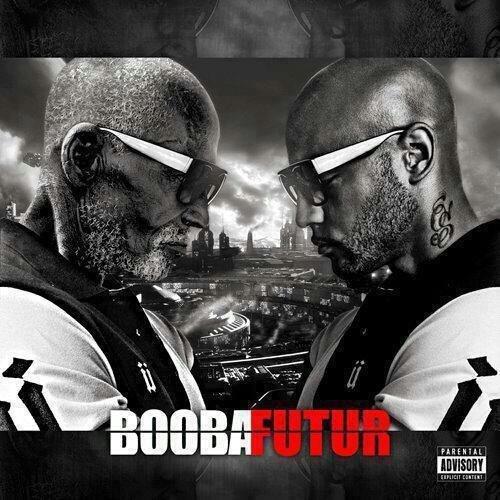 Booba news album Futur