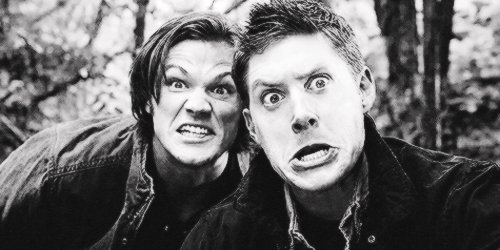Supernatural since 9 years.