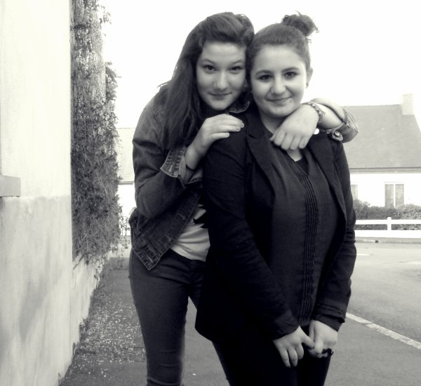Tic tac boum, bestah, smiley . . . . . ♥