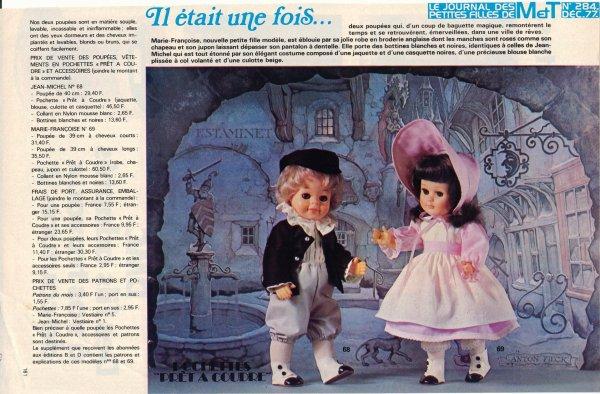 Modes Et travaux, décembre 1977
