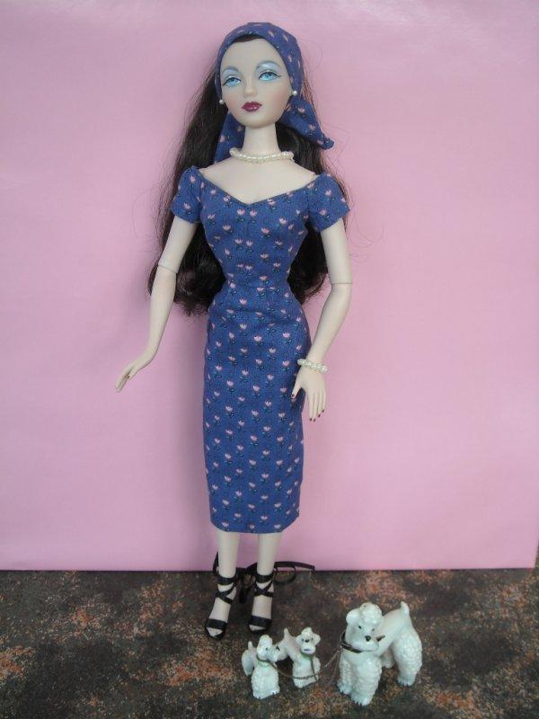 Une nouvelle robe pour Gene