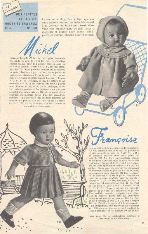 Modes et Travaux, Mai 1957