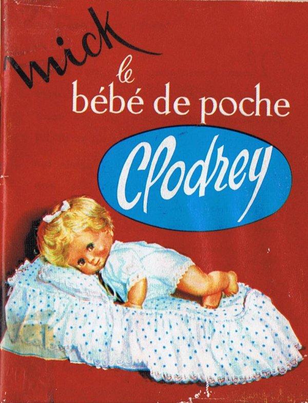 Catalogue Mick de Clodrey