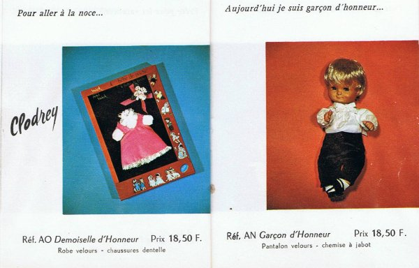 Catalogue Mick, suite