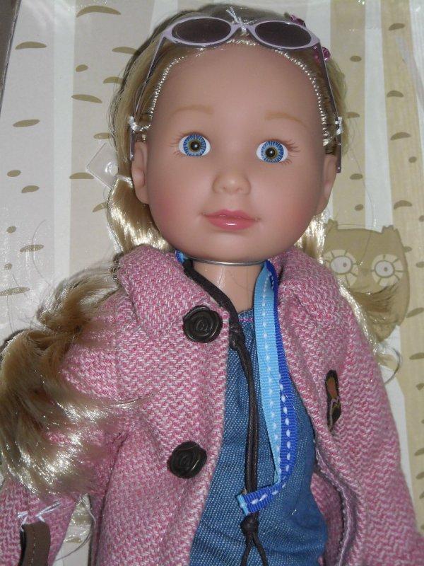 Annabell, mannequin Zapf