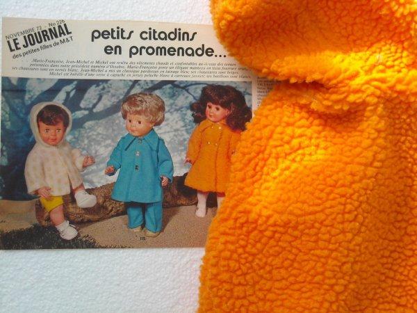 Modes & Travaux novembre 1972