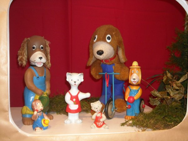 Salon du jouet à Betton, suite