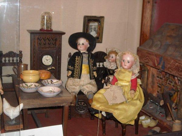 Musée de la poupée de Guérande (44)