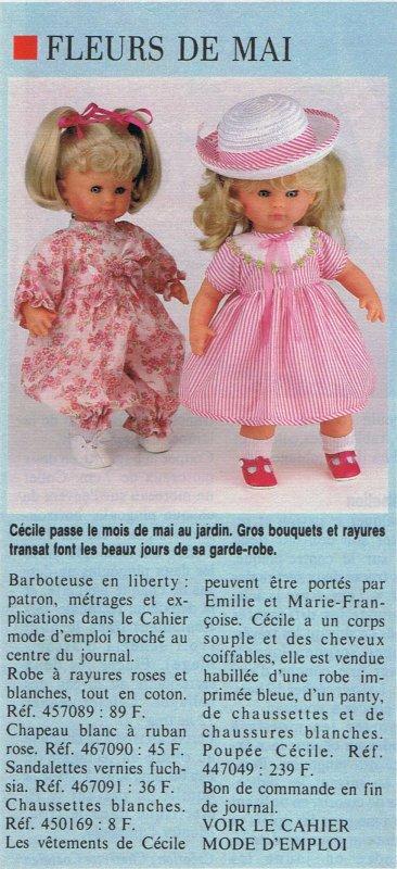 Mode & Travaux, mai 90