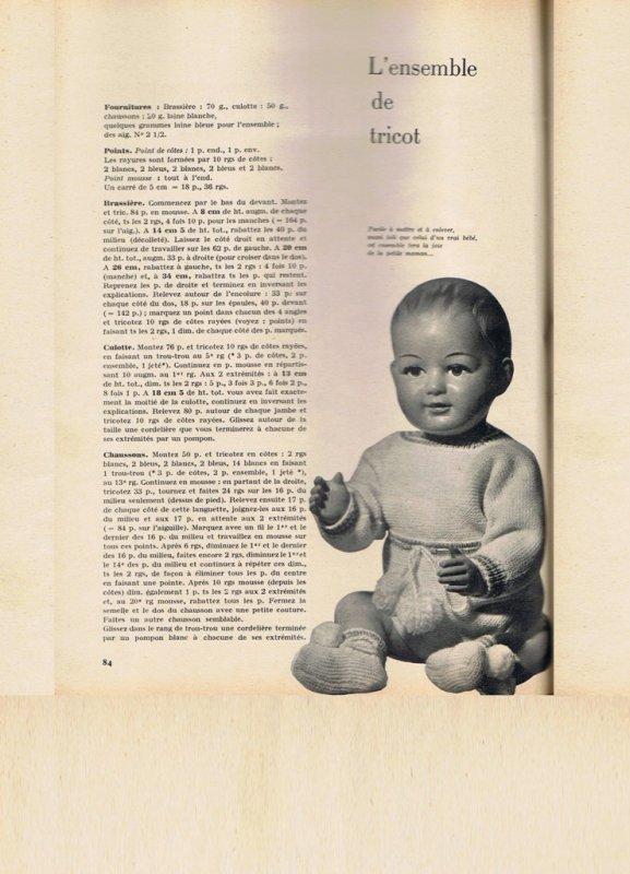 Arts ménagers, décembre 54