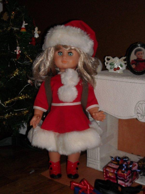 Le Père Noël avait du renfort