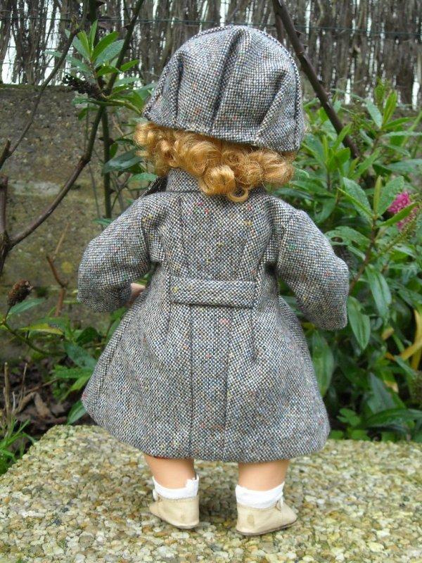 """Le manteau d'Annie """"Hiver 54"""""""