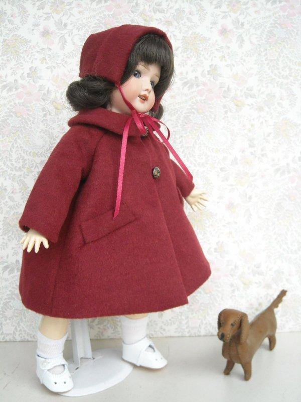 Le manteau de Bleuette