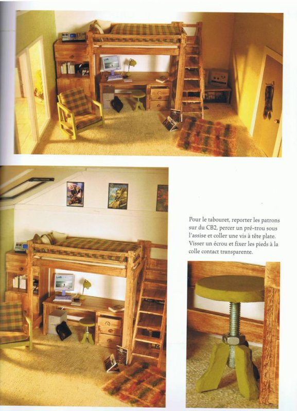 Chambres miniatures