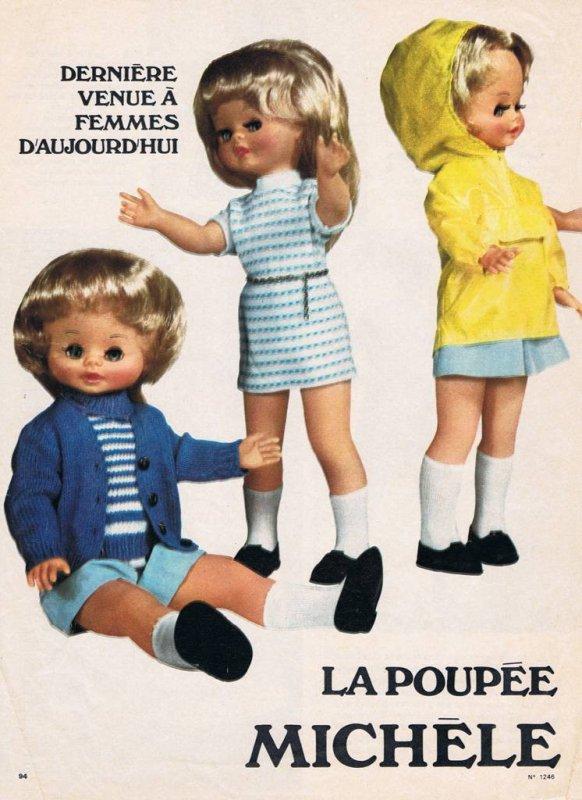 """Michèle, de la revue """"Femmes d'Aujourd'hui"""""""