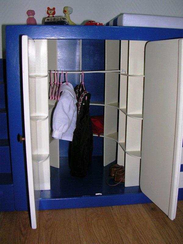 La chambre de Jean Michel