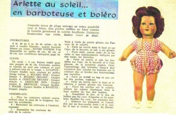 Arlette, de la revue Bonne soirée ???