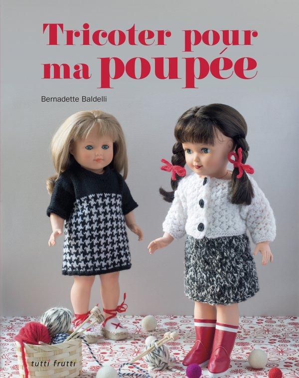 Un nouveau livre de tricot pour les poupées Petit collin