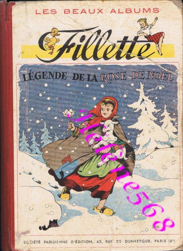 Fillette 1952