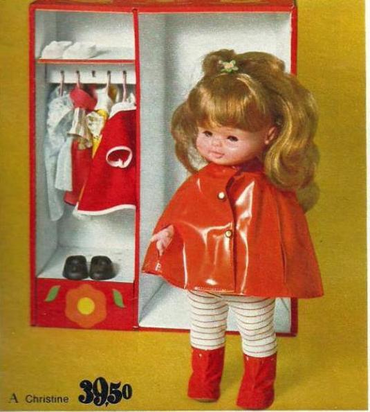 Mon cadeau de Noël 1969 (ou peut-être 1970)