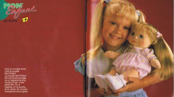 My Child de Mattel
