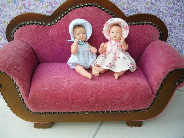 Les poupées de Françoise