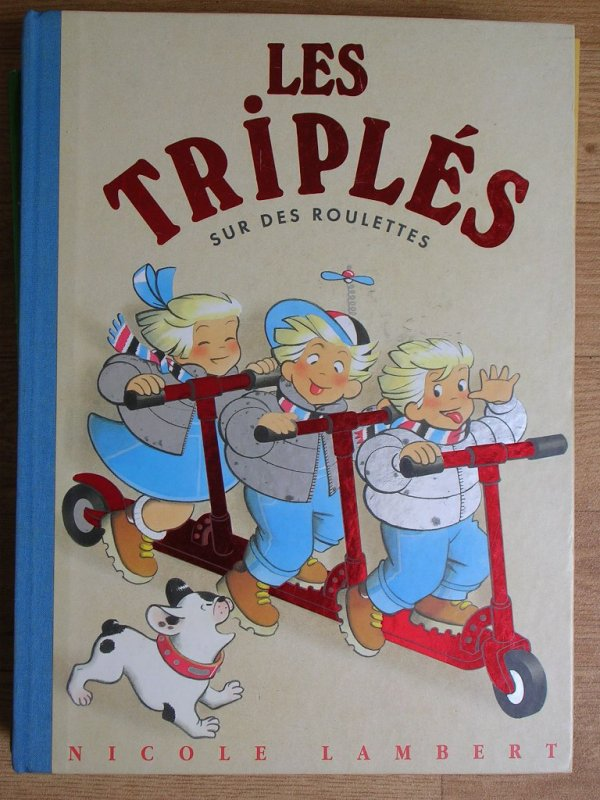 Ma collection des Triplés