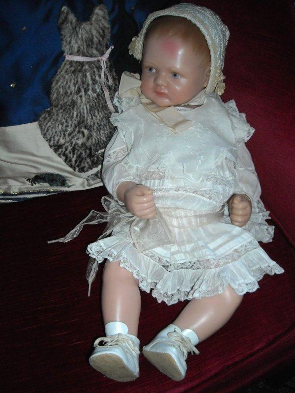 Bébé de puériculture
