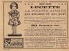 Lison, Lucette et Francette, les poupées de Lisette