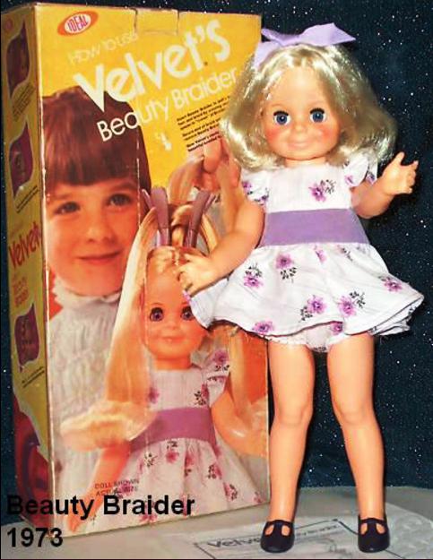 Velvet d'Ideal Toy