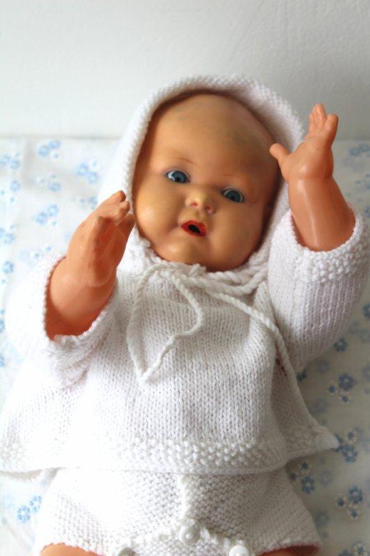 Nouveau né, Petit Collin