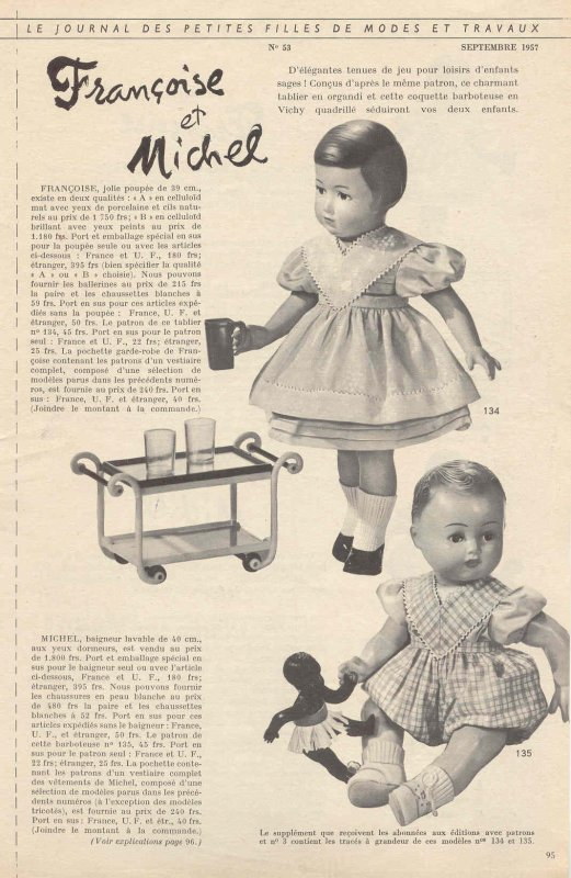 M&T, septembre 1957, ma version