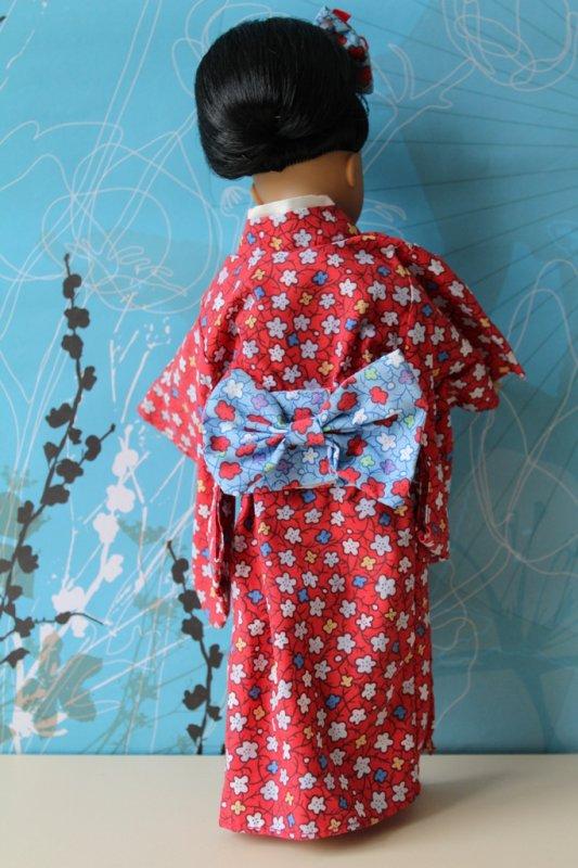 Ma jolie petite geisha