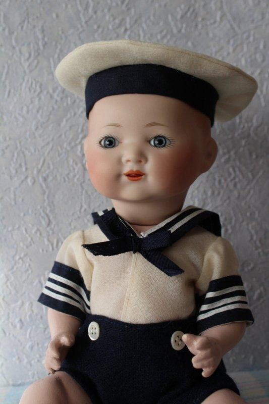 Bambino en marin